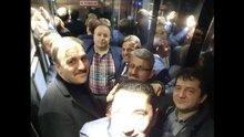 Milletvekili Taşçı, asansörde 40 dakika mahsur kaldı