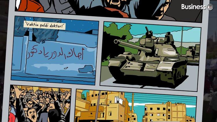 Suriye: Yaşamın kıyısında 5 yıl