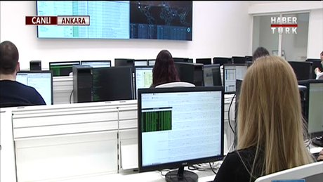 Türkiye'nin ilk Siber güvenlik merkezi Havelsan