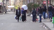 Sur'un ardından Bağlar'da da göç başladı