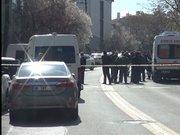 Ankara'da polis memuru, kadın polis ve yanındaki bir kişiyi silahla vurarak öldürdü