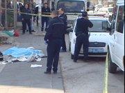Mamak'ta silahlı saldırı : 2 ölü, 1 kadın ağır yaralı