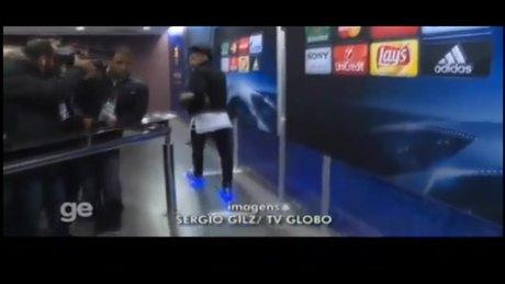 Neymar ve ayakkabıları