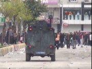 Nevruz kutlamasında olaylar çıktı