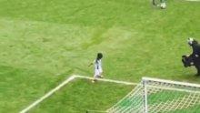 İşte küçük Ronaldo