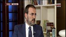 Kültür ve Turizm Bakanı Mahir Ünal Habertürk TV'de