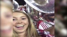 Selfie çekmenin hazin sonu