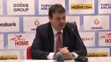 Ergin Ataman: ''Kupayı Türkiye'ye getireceğiz''