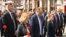 MHP'liler beyoğlunda saldırının olduğu yerde
