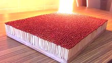 6000 kibritin domino etkisi