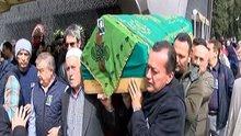 Kemal Sunal'ın annesi son yolculuğuna uğurlandı