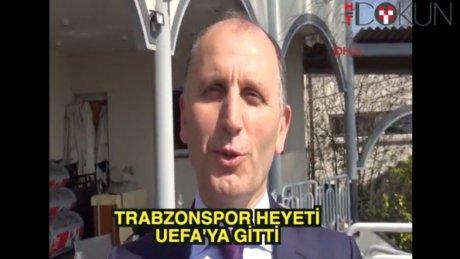 Trabzonspor heyeti İsviçre'de
