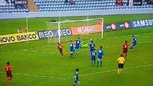 Bruma'nın Liechtenstein takımına attığı şık gol