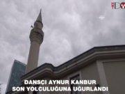 Aynur Kanbur son yolculuğuna uğurlandı