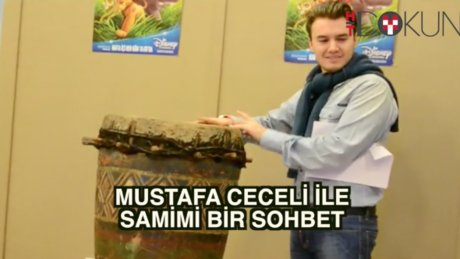 Mustafa Ceceli Aslan Kral'ın jeneriğini seslendirecek
