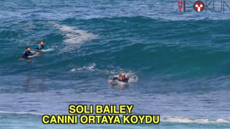 Soli Bailey'den usta işi sörf