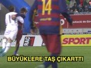 Mini Clasico'da Messivari gol