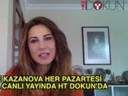 Hande Kazanova 28 Mart canlı yayını
