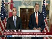 Dışişleri Bakanı Çavuşoğlu ABD'de