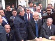 Yalova Muharrem İnce'nin acı günü, Kılıçdaroğlu ve Baykal birlikte saf tuttu