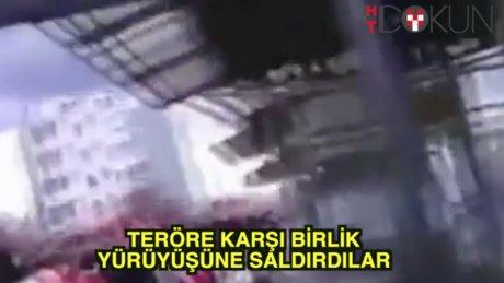Teröre Karşı Birlik'e PKK saldırısı