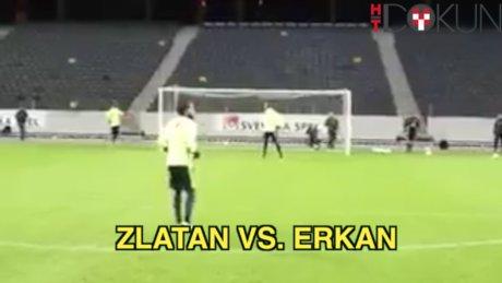 Zlatan vs. Erkan