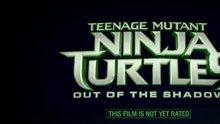 Ninja Kaplumbağalar filminin yeni fragmanı yayınlandı