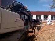Denizli'de hastane inşaatında göçük: 2 işçi öldü