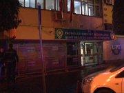 Polis merkezinde cinnet getirdi: 1 ölü, 1 yaralı