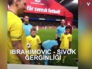 Zlatan'ın Sivok ile derdi büyük!