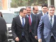 Yılmaz, Sarı ve Ünal, Diyarbakır'da