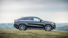 Mercedes Gle Coupe test sürüşü