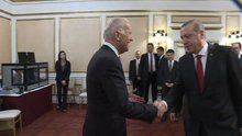 Cumhurbaşkanı Erdoğan Washington'da ABD Başkan Yardımcısı Biden ile görüşüyor