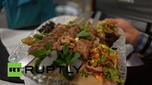 Dünyanın en pahalı şiş kebabı 4000 lira