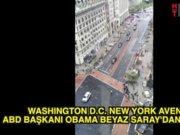 Obama Beyaz Saray'dan çıkıyor