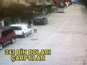 Karatay'ın dostuna şok: 243 bin doları çarptılar