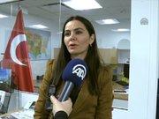 Erdoğan'a ağlayarak soru soran gazeteci Ataşova