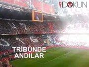 Ajax tribünlerinden Cruyff'a sevgi gösterisi!