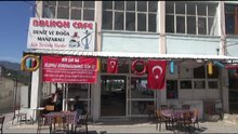 Kahvehane sahibinden Silopili öğrencilere yardım