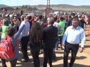 Kahramanmaraş'ta çadır kent eyleminde gerginlik