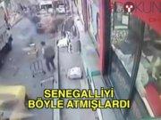 Senegalliyi atanlar kasten öldürme teşebbüsünden yargılanacak