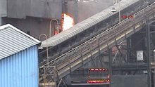 Erdemir'de 4 işçi azot gazından zehirlendi