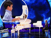 4 yaşındaki çocuktan mükemmel performans