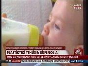 Plastikteki tehlike: Bisfenol A