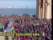 Karabağ'da ateşkes sağlandı ama...