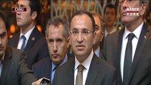 Bekir Bozdağ Kılıçdaroğlu'nun sözleri hakkında konuştu