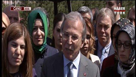 Mehmet Ali Şahin, Kılıçdaroğlu'nun sözleri hakkında konuştu