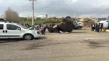 Şırnak'ta zırhlı askeri araç sivil araçla çarpıştı