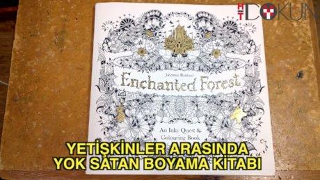 Yetişkinlere boyama: Enchanted Forest