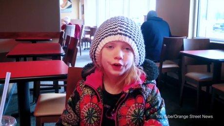 9 yaşındaki gazeteci cinayet çözdü